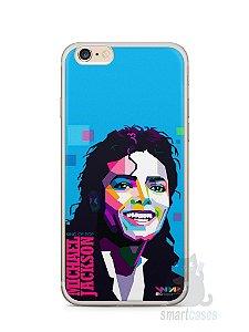 Capa Iphone 6/S Plus Michael Jackson #2