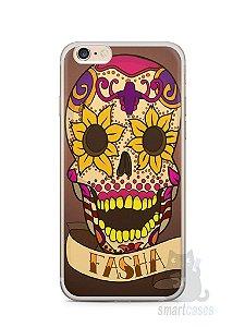 Capa Iphone 6/S Plus Dia dos Mortos #1