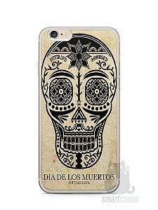 Capa Iphone 6/S Plus Dia dos Mortos #2