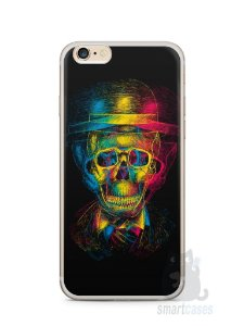 Capa Iphone 6/S Plus Caveira #7