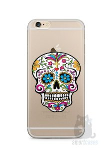 Capa Iphone 6/S Plus Caveira Mexicana