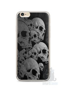 Capa Iphone 6/S Plus Caveiras