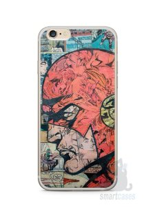 Capa Iphone 6/S Plus The Flash Comic Books