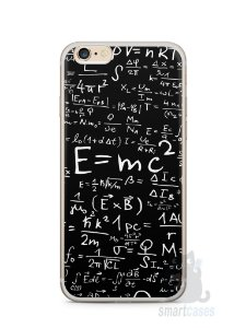 Capa Iphone 6/S Plus Teoria da Relatividade Einstein