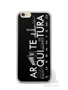 Capa Iphone 6/S Plus Arquitetura #2