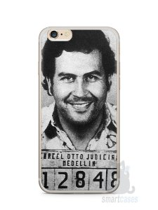 Capa Iphone 6/S Plus Pablo Escobar