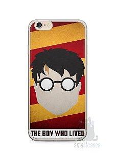 Capa Iphone 6/S Plus Harry Potter #2