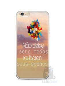 Capa Iphone 6/S Plus Frase #3
