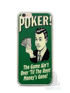 Capa Iphone 6/S Plus Poker #2
