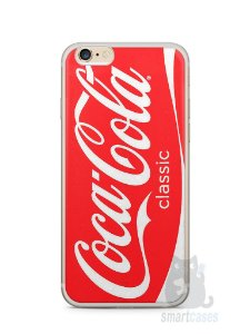 Capa Iphone 6/S Plus Coca-Cola