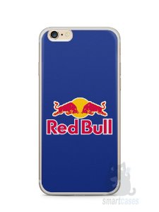 Capa Iphone 6/S Plus Red Bull #2