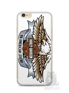 Capa Iphone 6/S Plus Harley Davidson