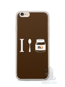 Capa Iphone 6/S Plus Nutella #4