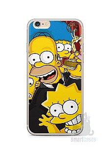 Capa Iphone 6/S Plus Família Simpsons #2