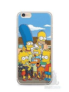 Capa Iphone 6/S Plus Família Simpsons #1