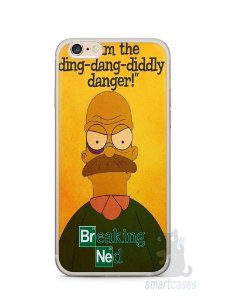 Capa Iphone 6/S Plus Homer Simpson Breaking Bad
