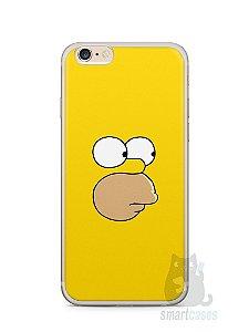 Capa Iphone 6/S Plus Homer Simpson Face