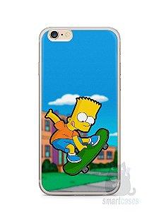 Capa Iphone 6/S Plus Bart Simpson Skate