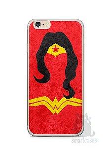 Capa Iphone 6/S Plus Mulher Maravilha