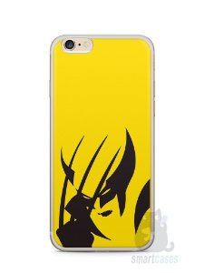 Capa Iphone 6/S Plus Wolverine
