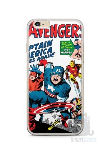 Capa Iphone 6/S Plus The Avengers