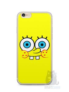 Capa Iphone 6/S Plus Bob Esponja #1