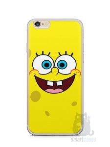 Capa Iphone 6/S Plus Bob Esponja #2