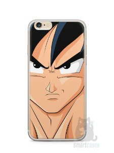 Capa Iphone 6/S Plus Dragon Ball Z Goku