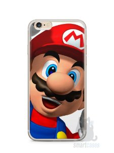 Capa Iphone 6/S Plus Super Mario #1