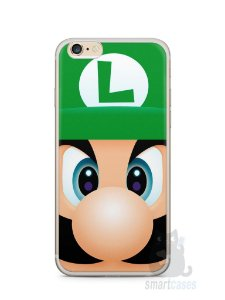Capa Iphone 6/S Plus Luigi Irmão do Super Mario