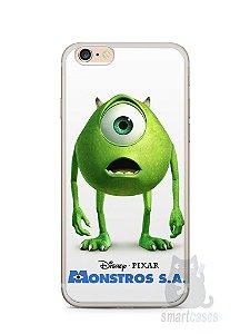 Capa Iphone 6/S Plus Mike Wazowski Monstros S.A.