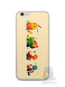 Capa Iphone 6/S Plus Pokémon #1