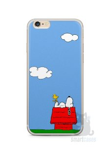 Capa Iphone 6/S Plus Snoopy #3
