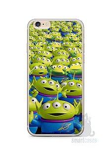 Capa Iphone 6/S Plus Aliens Toy Story #2