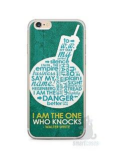 Capa Iphone 6/S Plus Breaking Bad #5