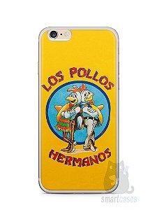 Capa Iphone 6/S Plus Breaking Bad Los Pollos Hermanos #2