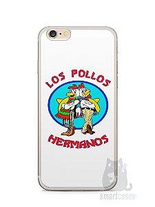 Capa Iphone 6/S Plus Breaking Bad Los Pollos Hermanos #1