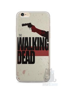 Capa Iphone 6/S Plus The Walking Dead #3