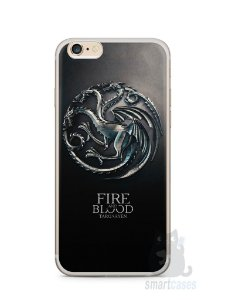 Capa Iphone 6/S Plus Game Of Thrones Targaryen