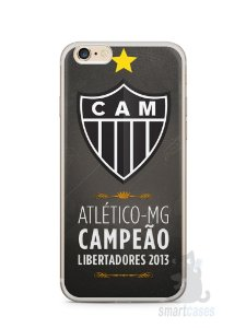 Capa Iphone 6/S Plus Time Atlético Mineiro Galo #3