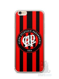 Capa Iphone 6/S Plus Time Atlético Paranaense