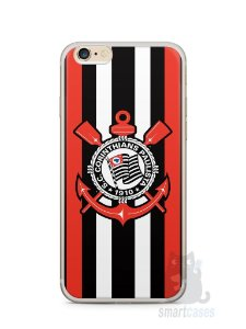 Capa Iphone 6/S Plus Time Corinthians #4