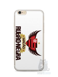 Capa Iphone 6/S Plus Time Flamengo #4