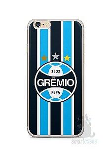 Capa Iphone 6/S Plus Time Grêmio