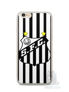Capa Iphone 6/S Plus Time Santos