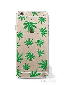Capa Iphone 6/S Plus Maconha #1