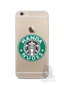 Capa Iphone 6/S Plus Manda Nudes