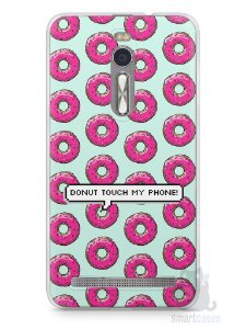 Capa Zenfone 2 Donut Touch My Phone