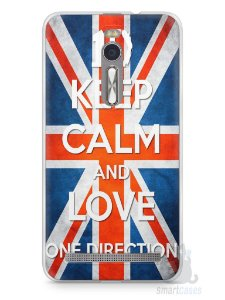 Capa Zenfone 2 One Direction #3
