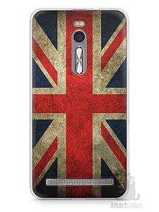 Capa Zenfone 2 Bandeira da Inglaterra